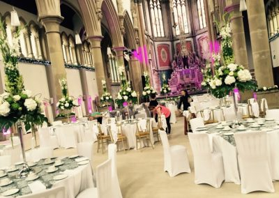 Wedding Table Centres