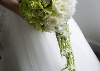 Grouped Modern Brides Bouquet