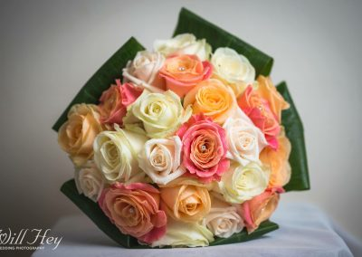 Compact Rose Bouquet